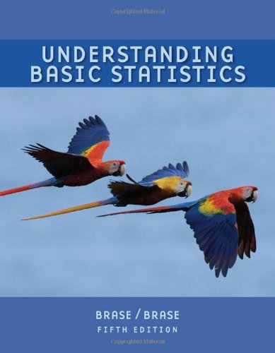 9780547132495: Understanding Basic Statistics