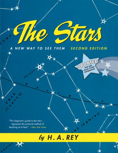 9780547132792: The Stars: A New Way to See Them