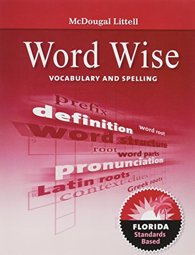 9780547140995: McDougal Littell Literature: Word Wise: Vocabulary and Spelling Workbook Grade 07