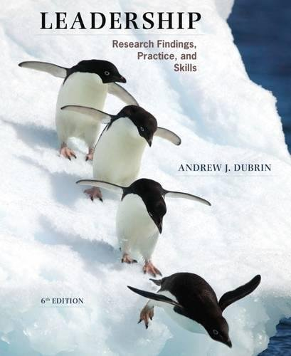 9780547143965: Leadership: Research Findings, Practice, and Skills