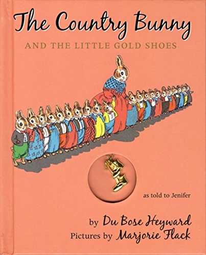 9780547144184: The Country Bunny and the Little Gold Shoes [With Pendant]