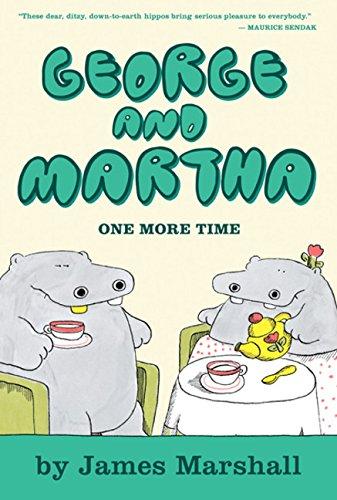 George and Martha: One More Time: Marshall, James