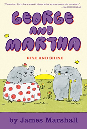 9780547144252: George and Martha: Rise and Shine