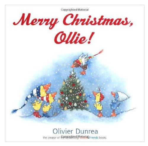 9780547146911: Merry Christmas, Ollie! (Gossie & Friends)
