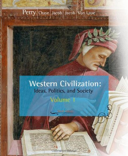 9780547147420: Western Civilization: Ideas, Politics, and Society, Volume I: To 1789