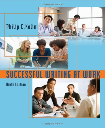 9780547147918: Successful Writing at Work
