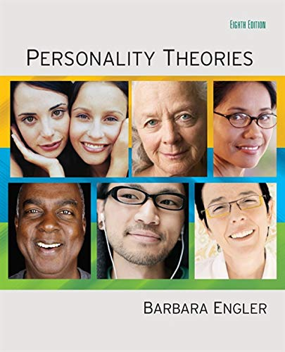 9780547148342: Personality Theories