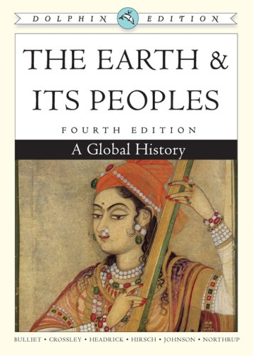 9780547149486: 1-2: The Earth and Its Peoples: A Global History, Dolphin Edition