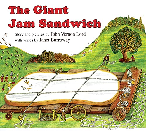 9780547150772: The Giant Jam Sandwich