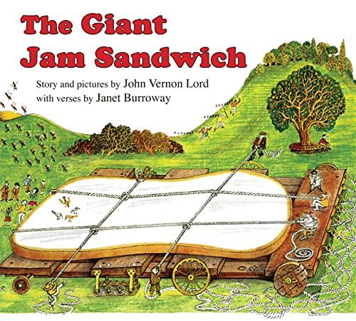 9780547150772: The Giant Jam Sandwich