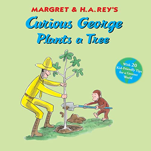 Margret & H.A. Rey's Curious George plants: Perez, Monica ;