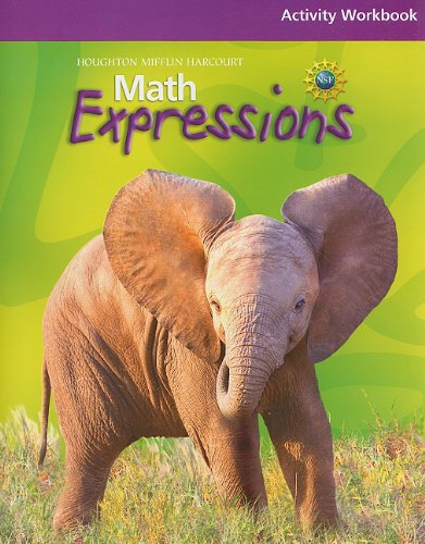 9780547151373: Math Expressions: Student Activity Workbook (Consumable) Level 3