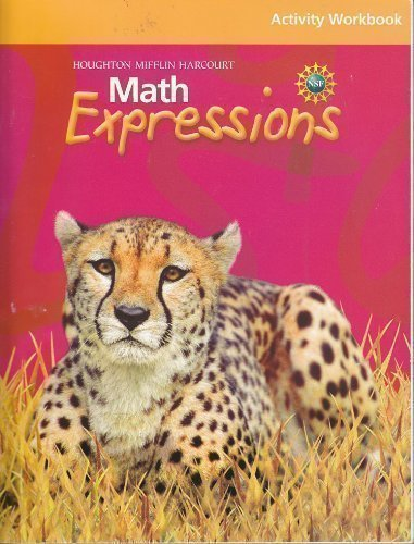 9780547151403: Math Expressions: Student Activity Workbook (Consumable) Level 5