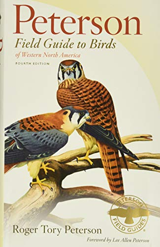9780547152707: Peterson Field Guide to Birds of Western North America, Fourth Edition (Peterson Field Guides)