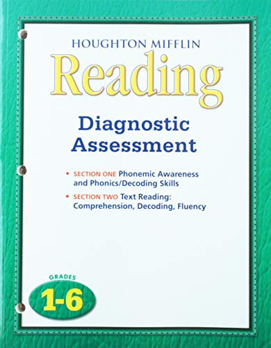 9780547153964: Journeys: Diagnostic Assessment Grades 1-6