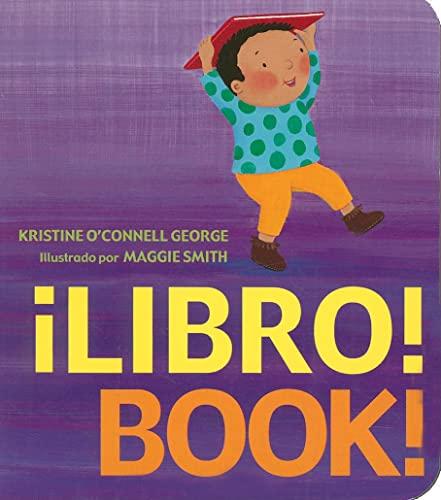 9780547154060: Libro!/Book!