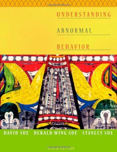9780547154411: Understanding Abnormal Behavior