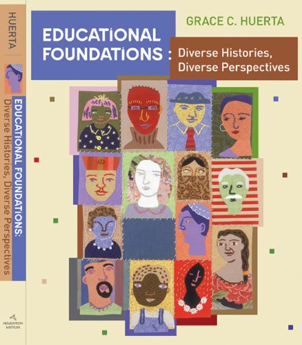 9780547154718: Huerta Educational Foundations Plus Web Booklet For Packages Firstedition