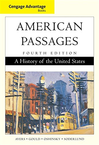 9780547166469: Cengage Advantage Books: American Passages: A History of the United States