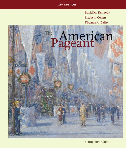 9780547166629: The American Pageant: A History of the American People, AP Edition
