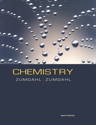 9780547168173: Chemistry AP, 8th Edition
