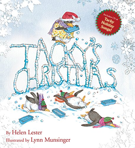 9780547172088: Tacky's Christmas (Tacky the Penguin)