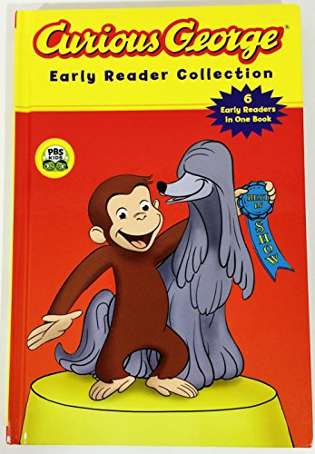 9780547173559: Curious George. Early Reader Collection.
