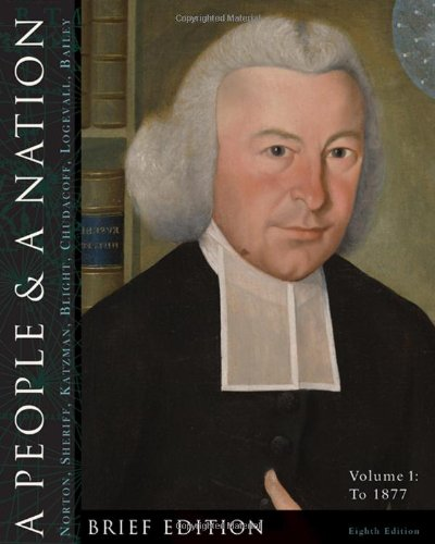 9780547175591: A People and a Nation: A History of the United States, Volume 1: To 1877, Brief