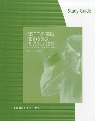 9780547177854: Discovering Biological Psychology