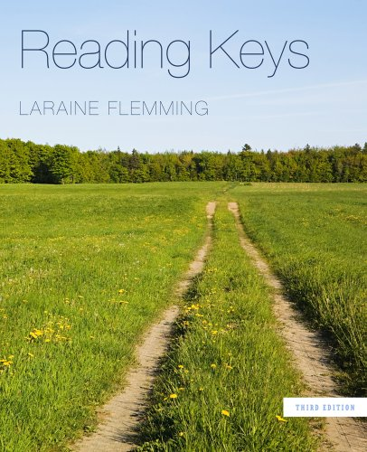 Reading Keys: Laraine E. Flemming