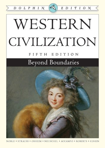 9780547193250: Western Civilization: Beyond Boundaries, Dolphin Edition