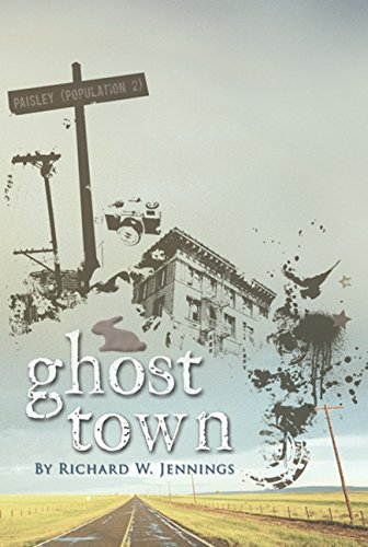 9780547194714: Ghost Town