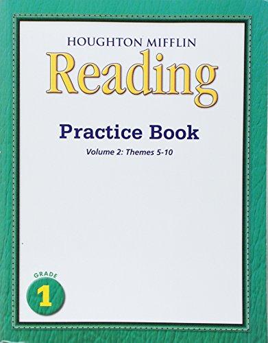 9780547195360: Houghton Mifflin Medallions California: Practice Book Consumable Volume 2 Grade 1