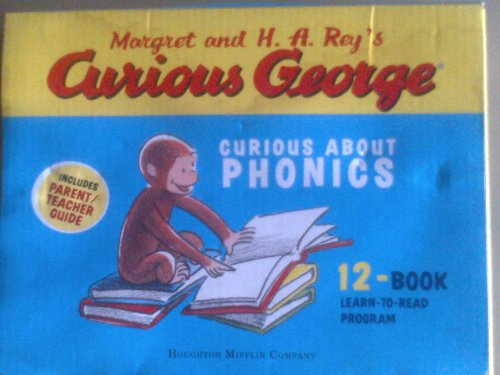 9780547196237: Curious George: Curious About Phonics