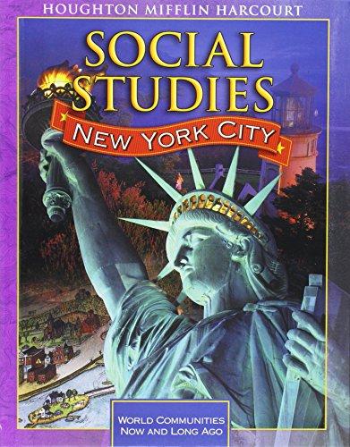 9780547197586: Houghton Mifflin Social Studies New York: Student Edition Level 3 2009