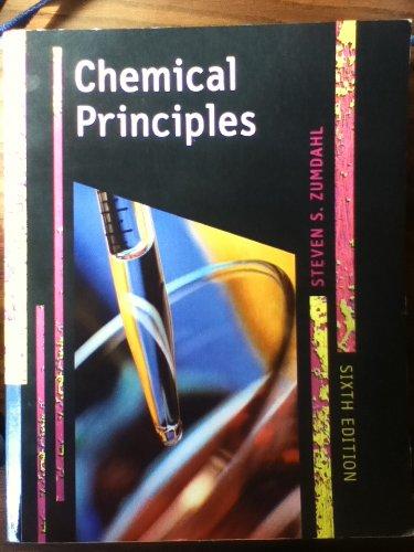 9780547198101: Chemical Principles Sixth Edition