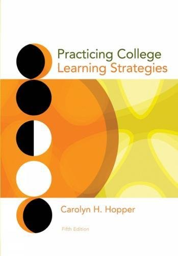 9780547199962: Practicing College Learning Strategies