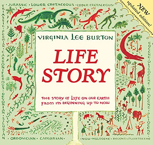 9780547203591: Life Story: The Story of Life on Our Earth from Its Beginning Up to Now