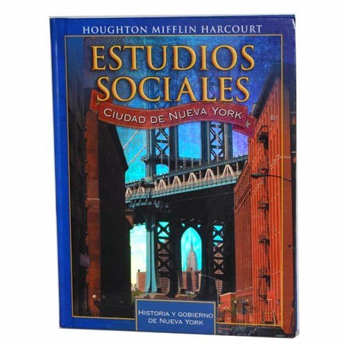 9780547206950: Houghton Mifflin Social Studies New York: Student Edition Level 4 2009 (Spanish Edition)
