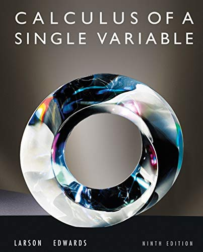 9780547209982: Calculus of a Single Variable