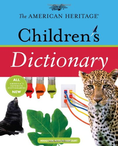 9780547212555: The American Heritage Children's Dictionary