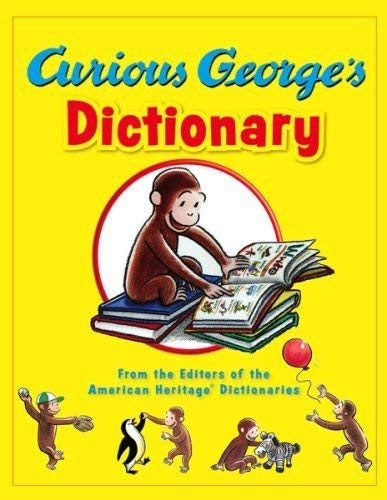 9780547212722: Curious George's Dictionary, Can Ed