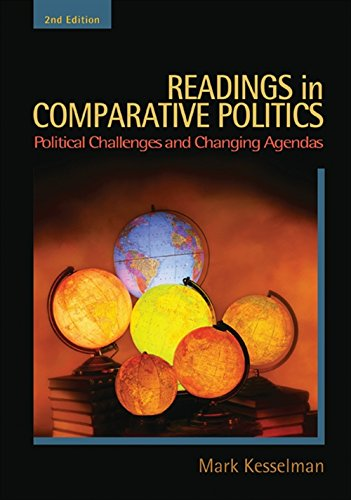 9780547212746: Readings in Comparative Politics: Political Challenges and Changing Agendas