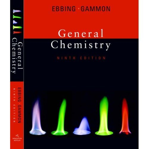 9780547213521: General Chemistry Ninth Edition
