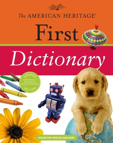9780547215976: The American Heritage First Dictionary