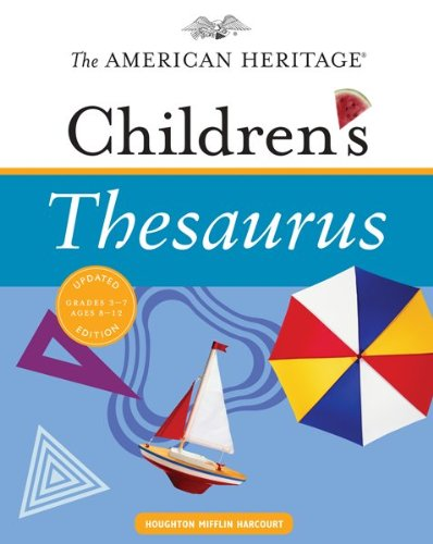 9780547215990: The American Heritage Children's Thesaurus