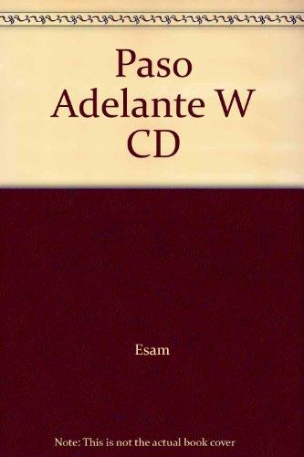 9780547218458: Paso Adelante W CD