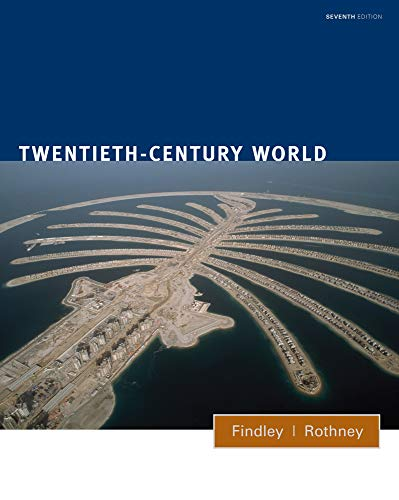 9780547218502: Twentieth-Century World