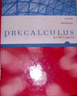 Precalculus with Limits [CUSTOM]: U