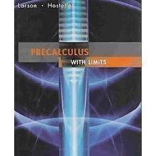 9780547219929: Precalculus with Limits [CUSTOM]